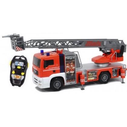 Dickie 3719000 Машина пожарная на управлении