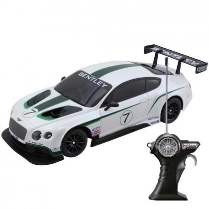 Maisto 81147 Машина на управлении Bentley Continental GT3