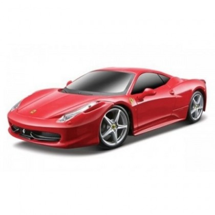 MAISTO 81058A Машина на управлении Ferrari 458 Italia