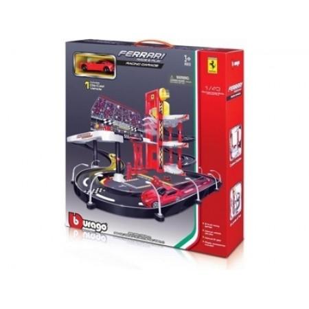 BBurago 18 30197 Ferrari Гоночный паркинг