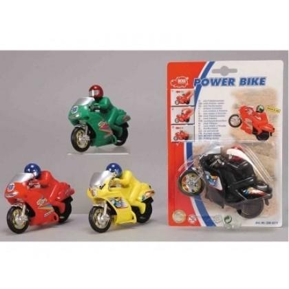 Машинки Dickie 3384271 Гоночный мотоцикл