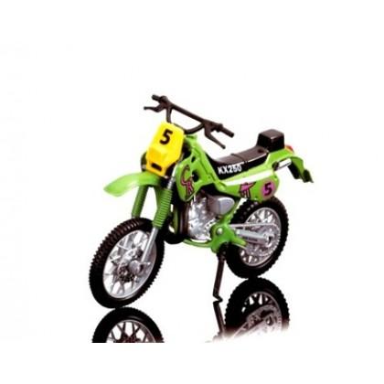 Dickie 3385773 Кроссовый мотоцикл