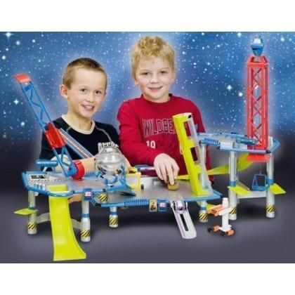 Набор техники Dickie 3089255 Космическая станция Валли