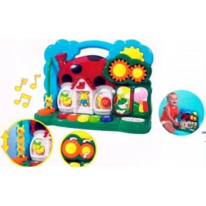 Simba 401-2576 Музыкальная комната с животными