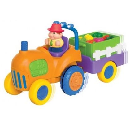 Kiddieland 37325 Трактор с овощами