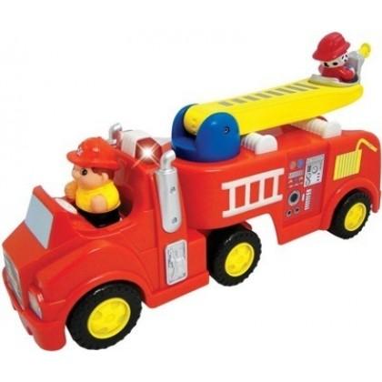 Для самых маленьких Kiddieland 44602 Пожарная машина музыкальная
