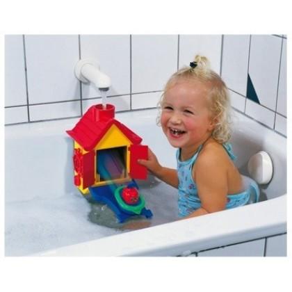 Игры для ванной Simba 4011084 Домик с корабликом