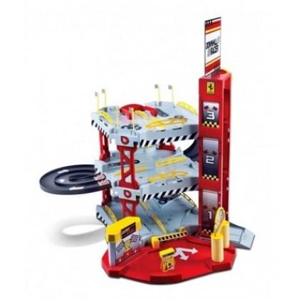 BBurago 18 56096 Ferrari Паркинг 3 уровневый