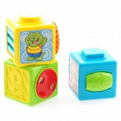 PlayGo 2085 Кубики Азбука