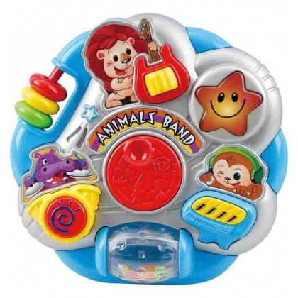 PlayGo 1000 Развивающая игрушка Оркестр с животными