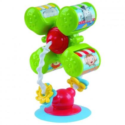PlayGo 1536  Погремушка Карусель на присоске