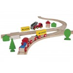Eichhorn 1227 Деревянная железная дорога
