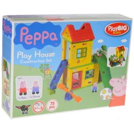 Big 800057076 Конструктор Peppa Pig Игровая площадка