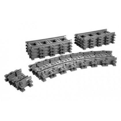 Lego 7499 City Гибкие пути