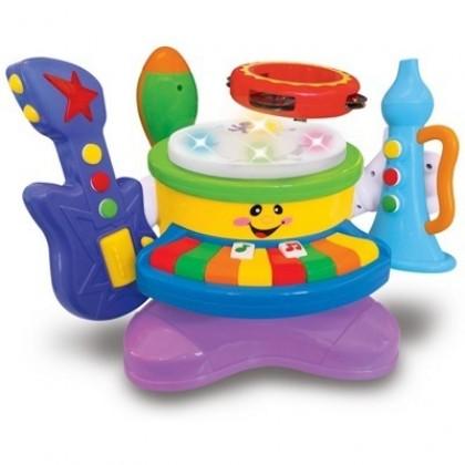 Kiddieland 50328 Набор музыкальных инструментов 6 в 1