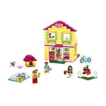 Lego 10686 Creator Семейный домик
