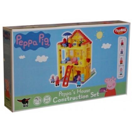 Big 800057078 Конструктор Peppa Pig Любимый домик