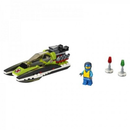 Lego 60114 City Гоночный катер