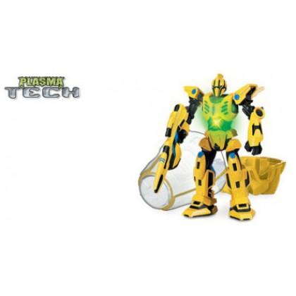 Конструктор MEGA BLOKS 5101 5105 Робот со светом TECH