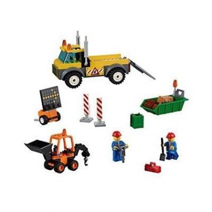Lego 10683 Juniors Ремонт дороги