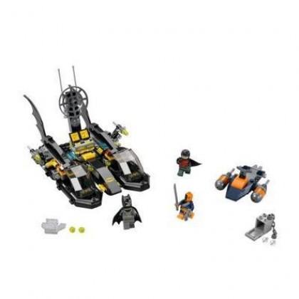 Lego 76034 Super Heroes Погоня в бухте на Бэткатере