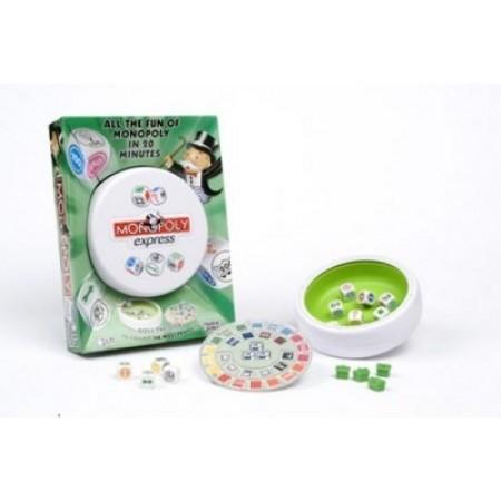 Настольная игра Hasbro 42787 Монополия ЭКСПРЕСС