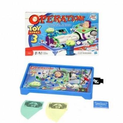 Настольная игра Hasbro 16786 Операция Базз Лайтер