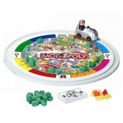 Настольная игра Hasbro 14546 Моя первая монополия