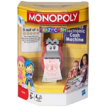 Настольная игра Hasbro 33265 Монополия Несметное Богатство 2