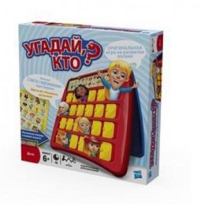 Настольная игра Hasbro 05801 Угадай кто