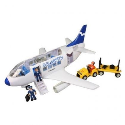 Simba 4355408 Игровой набор Самолет