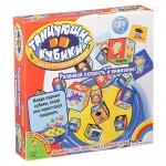 Bondibon bb1818 Настольная игра Танцующие кубики