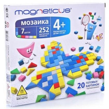 Magneticus ММ 0250 Мозаика магнитная 4+