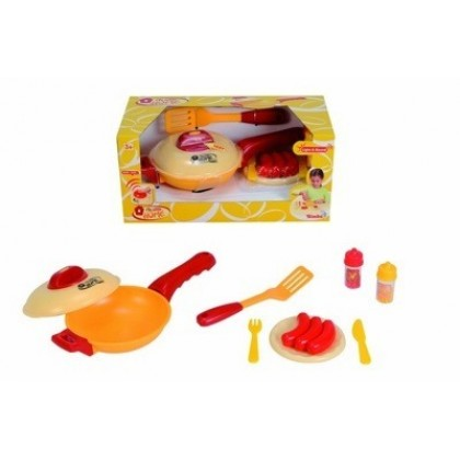 Набор для девочек Simba 4738361 Сковорода