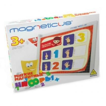 Magneticus NUM 002 Мозаика магнитная Цифры