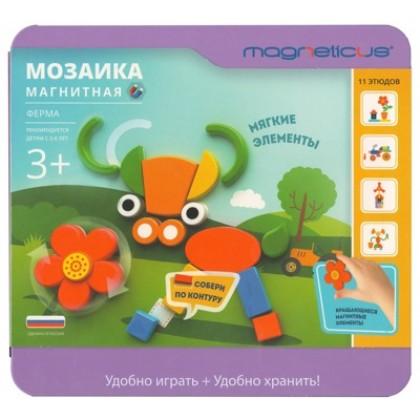 Magneticus MC 002 Мозаика магнитная Ферма