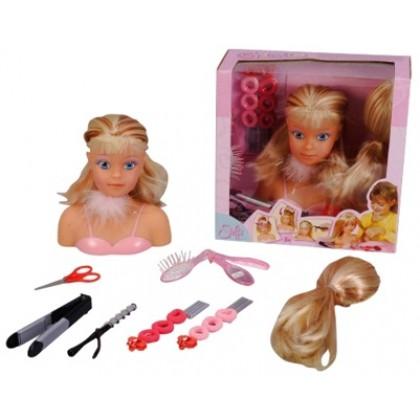 Набор для девочек Simba 5567193 Стильные волосы