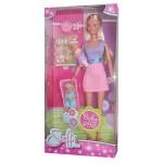 Simba 5730211 Кукла Steffi няня