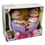 Кукла JC Toys 16982 Пупсы в коляске TWINS
