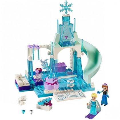 """LEGO 10736 """"Юниор"""" Игровая площадка Эльзы и Анны"""