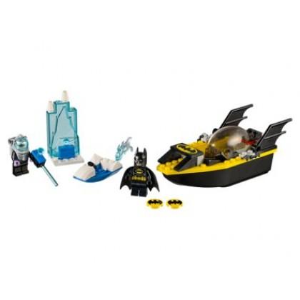 """LEGO 10737 """"Юниор"""" Бэтмен против Мистера Фриза"""