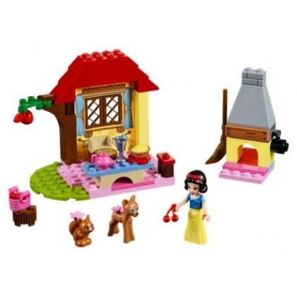 """LEGO 10738 """"Юниор"""" Лесной домик Белоснежки"""