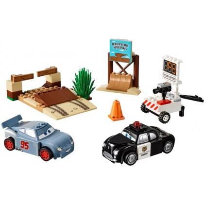 """LEGO 10742 """"Юниор"""" Тренировочный полигон Вилли Бутта"""