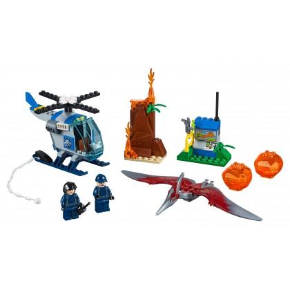 "LEGO 10756 ""Юниор"" Jurassic World ""Побег птеранодона"""