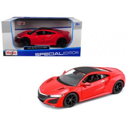 MAISTO 31234 Модель автомобиля 1:24 Акура NSX (2017)