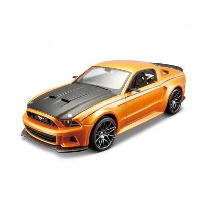 MAISTO 39127 Сборная модель автомобиля 1:24 Форд Мустанг Street Racer