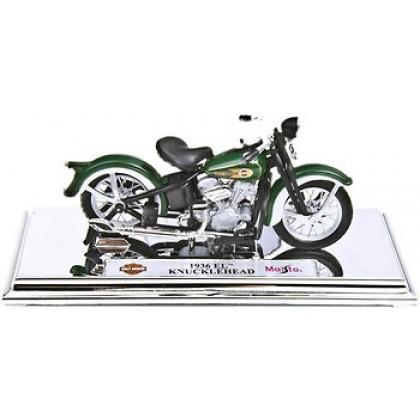 MAISTO 39360-30 серия Модель мотоцикла 1:18 Харлей Дэвидсон в ассортименте