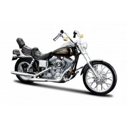 MAISTO 39360-34 серия Модель мотоцикла 1:18 Харлей Дэвидсон в ассортименте