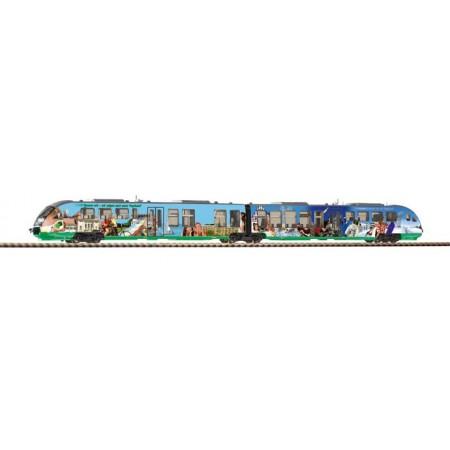 PIKO 52031 Аксессуары.Пригородный диз. поезд Desiro Muritz BR 642