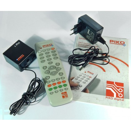 PIKO 55011 Аксессуары. Базовый цифровой набор и трансформатор